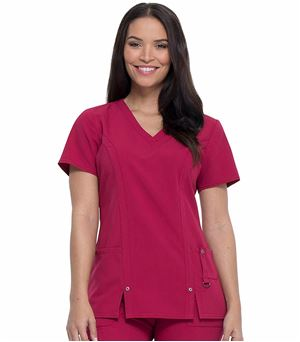 Dickies Xtreme Stretch V-neck Top 82851
